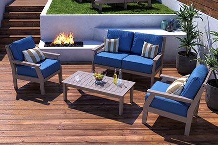 Fine Sister Bay Premium Recycled Plastic Outdoor Furniture Home Interior Design Ideas Jittwwsoteloinfo